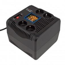 Стабілізатор напруги LogicPower LPT-1000RD 1000VA, 700 Вт, 140-260 В, релейний, однофазний (0004435)