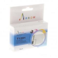 Картридж Arrow EPSON Stylus S22/SX425 Black (T1281)
