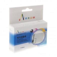 Картридж Arrow EPSON Stylus S22/SX425 Yellow (T1284)