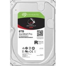 "Жорсткий диск 3.5"" SATA3 8TB 256MB 7200 Seagate IronWolf Pro (ST8000NE001)"