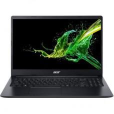 """Ноутбук ACER Aspire 3 A315-34-C0JQ (NX.HE3EU.004) 15.6"""" (1366x768) TN LED матовий / Intel Celeron N4000 (1.1-2.6ГГц) / RAM 4 ГБ / HDD 500 ГБ / Intel UHD Graphics 600 / без ОП / LAN / Wi-Fi / BT / веб-камера / Linux / 1.94 кг / чорний"""