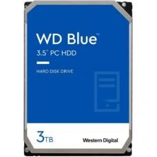 """Жорсткий диск 3.5"""" 3TB WD (WD30EZAZ)"""
