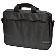 """Сумка для ноутбука Grand-X SB-120 15.6"""" Black 1680D Black Ripstop Nylon"""