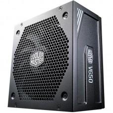 Блок живлення Cooler Master  650Вт Gold V2 (MPY-650V-AFBAG-EU) ATX, 135мм, APFC, 8xSATA, 80 PLUS Gold, Module