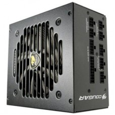 Блок живлення Cougar  750Вт GEX 750 ATX, 120мм, APFC, 8xSATA, 80 PLUS Gold, модульне підключення