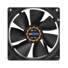 Вентилятор Titan  80x80x25 мм (DCF-8025L12S) 3pin