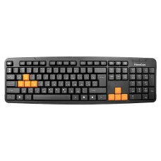 Клавіатура FrimeCom FC-838-USB Black