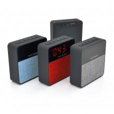 Акустична система Voltronic T1+Display Blue Bluetooth 3W, 600mAh, 10м (YT-BTS-T1) 19326