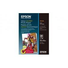Фотобумага EPSON глянцевая 183г/м2 10х15см 20л (C13S400037)