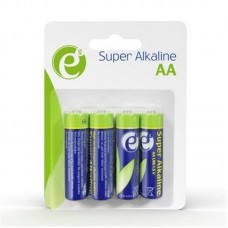 Батарейка AA R6 EnerGenie лужна 1.5V (EG-BA-AA4-01)