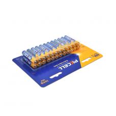 Батарейка AAA R03 PKCELL сольова 1.5V (PC/R03-24B) 09316