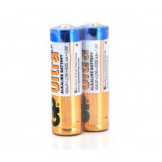 Батарейка AA GP Ultra Plus 15AUP-2S2 лужна 2 шт в упаковці, ціна за 1шт (15AUP-2S2) 04620