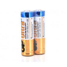 Батарейка AAA GP Ultra Plus 24AUP-2S2 лужна 2 шт в упаковці, ціна за 1шт (24AUP-2S2) 04616