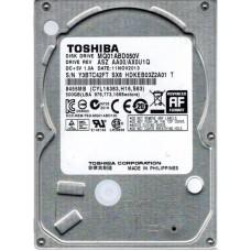 """Жорсткий диск 2.5"""" SATA2   500GB  8MB 5400 Toshiba (MQ01ABD050V)"""