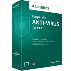 Антивірус Kaspersky Anti-Virus 3 ПК 1 year Renewal License Eastern Europe Editio (KL1171OCCFR)