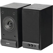 Акустика 2.0 SVEN SPS-609 Black, 2x5Вт