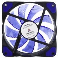 Вентилятор Cooling Baby 12025BBL Blue LED 120x120x25 мм, 3pin/Molex