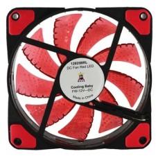 Вентилятор Cooling Baby 12025BRL Red LED 120x120x25 мм, 3pin/Molex