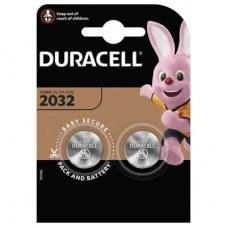 Батарейка CR2032 DURACELL літієва 1шт (5000394023369/81469153)