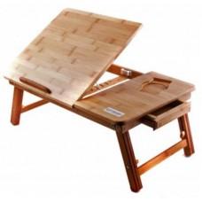 Подставка для ноутбука UFT T27 540 х 340 мм, 540 х 340 х 40 мм, 2.1 кг, дерево, бамбук