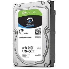 "Жорсткий диск 3.5"" SATA3 6TB 256MB 5400 Seagate SkyHawk (ST6000VX001)"