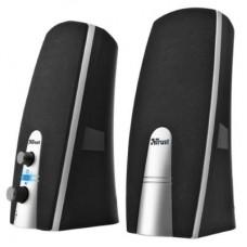 Акустика 2.0 TRUST Mila 2.0 speaker set USB (16697) Формат акустики - 2.0