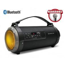 Акустична система REAL-EL X-730 Black Bluetooth 20Вт (EL121600002)