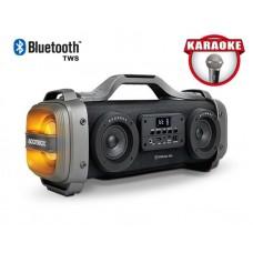 Акустична система 1.0 REAL-EL X-770 Black Bluetooth 60Вт (EL121600004)