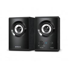 Акустична система 2.0 REAL-EL S-210 Black 6Вт (EL121200001)