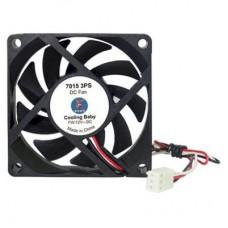 Вентилятор Cooling Baby  7015 3PS 70x70x15 мм, 3pin