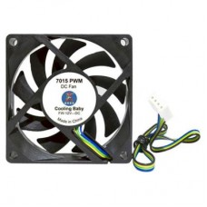 Вентилятор Cooling Baby  7015 PWM 70x70x15 мм, 4pin