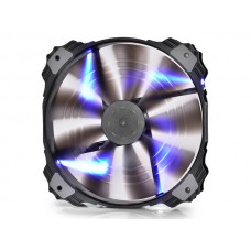 Вентилятор Deepcool XFAN 200 B LED 200x200x32 мм, 3pin/Molex