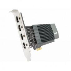 Відеокарта PCI-E nVidia GT710 ASUS 2ГБ (GT710-4H-SL-2GD5) / GDDR5 / 64 bit / 954/5012 / 4xHDMI