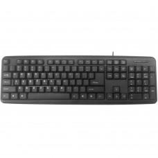 Клавіатура Gembird KB-103-UA PS / 2, чорна