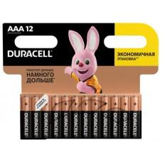 Батарейка AAA LR03 DURACELL MN2400 *12шт (5005970 / 81545432) 1шт