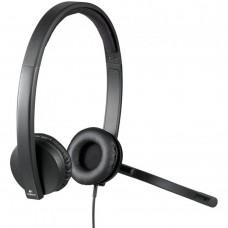 Гарнитура Logitech Stereo Headset H570e Headset USB (981-000575)
