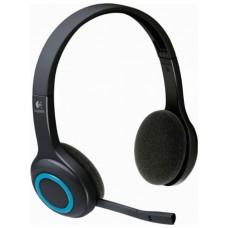 Гарнитура Logitech Wireless Headset H600 (981-000342) Беспроводное подключение: USB