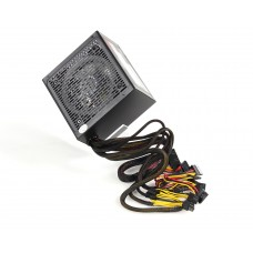 Блок живлення Frime  500Вт GLARE-500 ATX, 120мм, APFC, 4xSATA