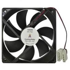 Вентилятор Cooling Baby 12025S 120x120x25 мм, Molex