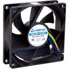 Вентилятор Chieftec Thermal Killer AF-0825PWM 80x80x25 мм, 4pin