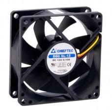 Вентилятор Chieftec Thermal Killer AF-0825S 80x80x25 мм, 3pin/Molex