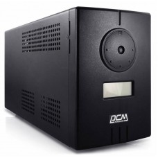 ДБЖ Powercom INF-1100 1100VA, 770Вт, USB, LCD (00210202)