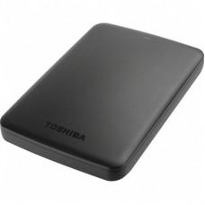 """Внешний жесткий диск 2.5"""" 1TB USB3.0 TOSHIBA Canvio Basics (HDTB410EK3AA) черный"""