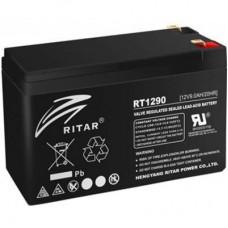 Батарея ИБП Ritar AGM RT1290, 12V-9Ah (RT1290)