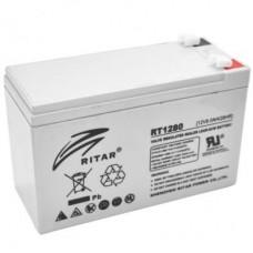 Батарея ИБП Ritar AGM RT1280, 12V-8Ah (RT1280)