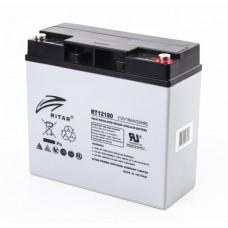 Батарея ИБП Ritar AGM RT12180, 12V-18Ah (RT12180)