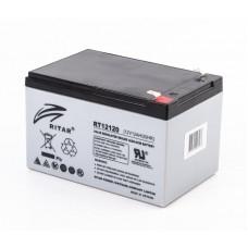 Батарея ИБП Ritar AGM RT12120, 12V-12Ah (RT12120)