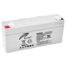 Батарея ИБП Ritar AGM RT632, 6V-3.2Ah (RT632)