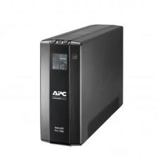 ДБЖ APC Back-UPS Pro 1300VA 780Вт, 8xIEC, RJ-11, RJ-45, USB, LCD (BR1300MI)