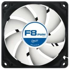 Вентилятор Arctic  F8 PWM (AFACO-080P2-GBA01) 80x80x25 мм, 4pin
